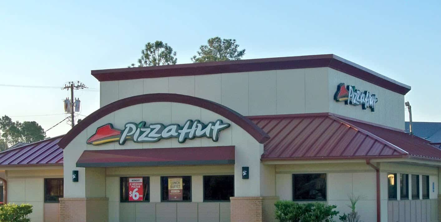 Supplier of pizza hut boxes UK