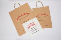 take away branded bags