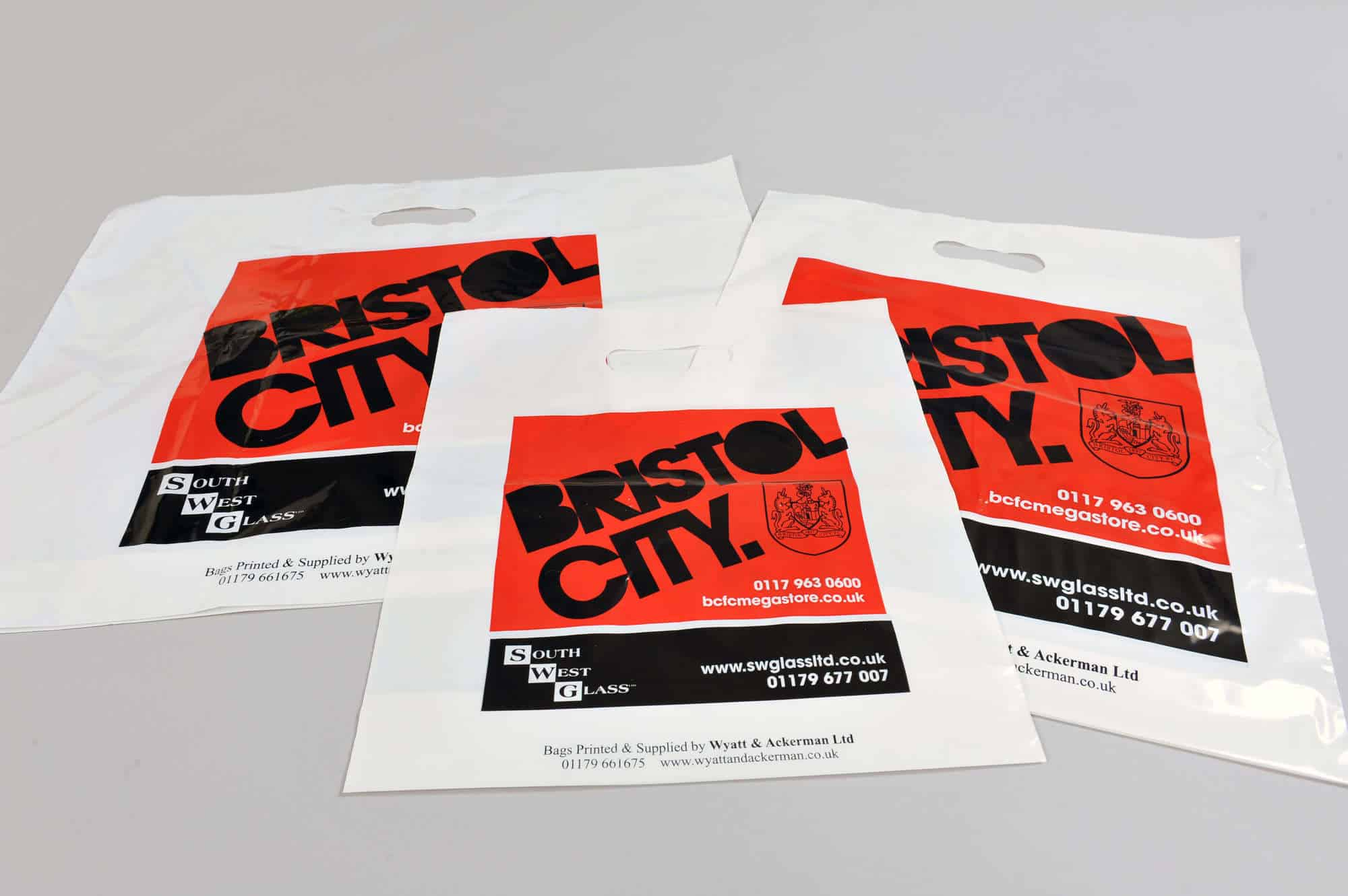 Low Density Carrier Bags Company Bristol