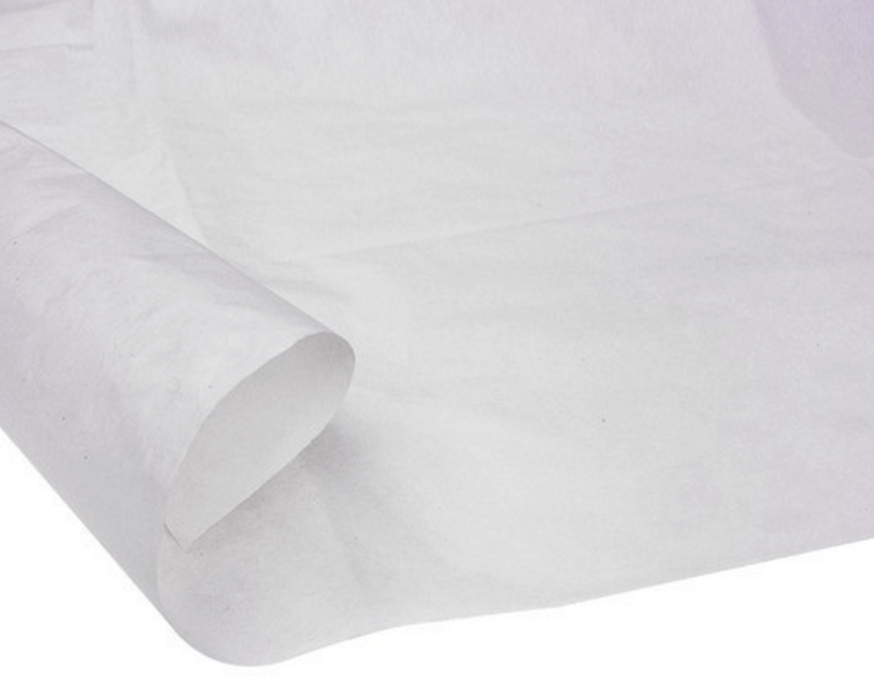 Full range of greaseproof paper - plain or printed