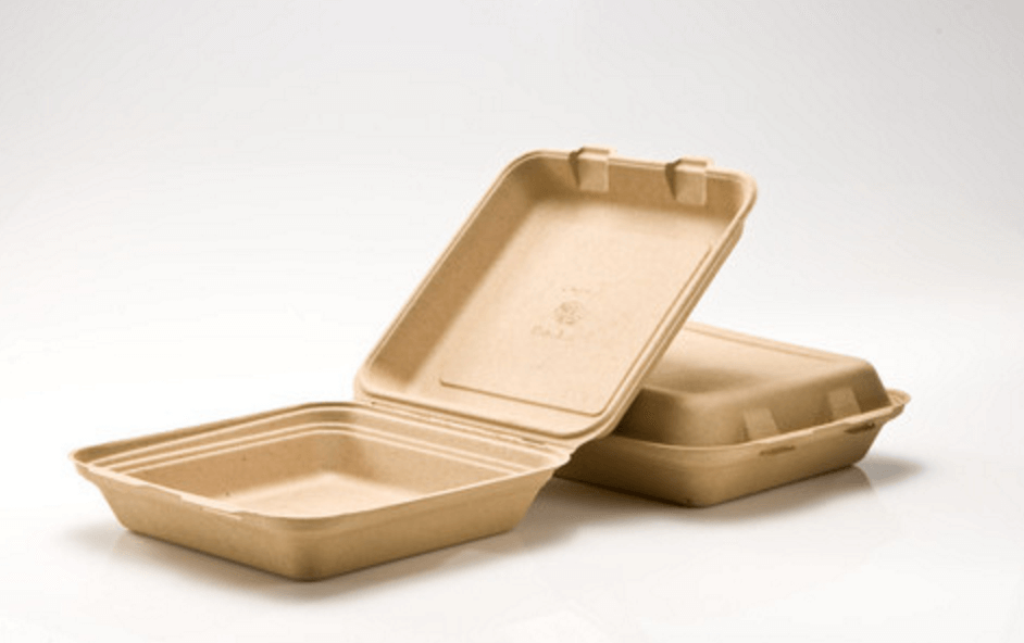 Biodegradable food box