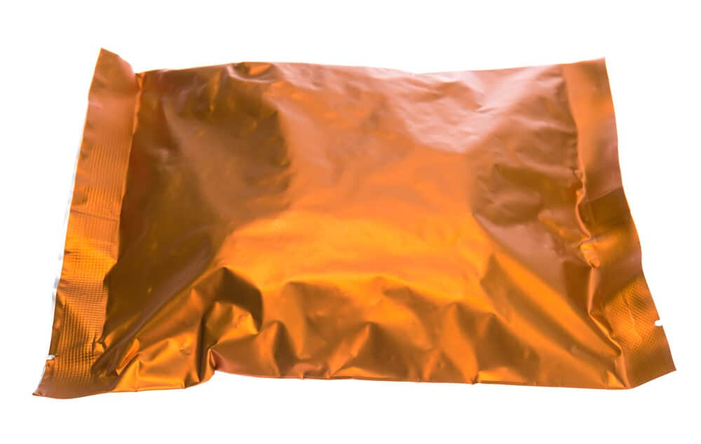 Clear polythene bags & vacuum pouches