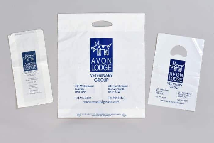 Branded Carrier Bag Supplier In London