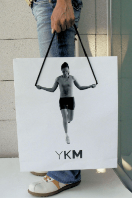 YKM Jump Rope Bag