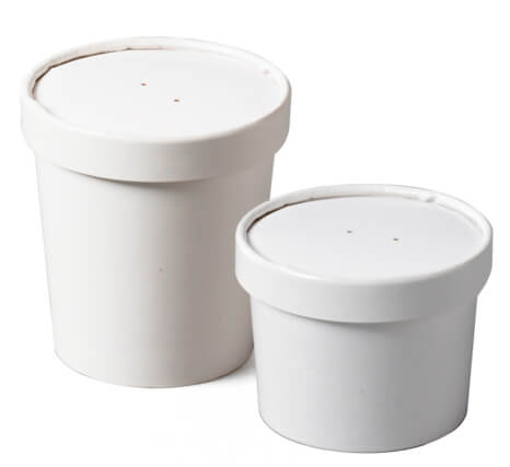 Bio Soup Container & Lid