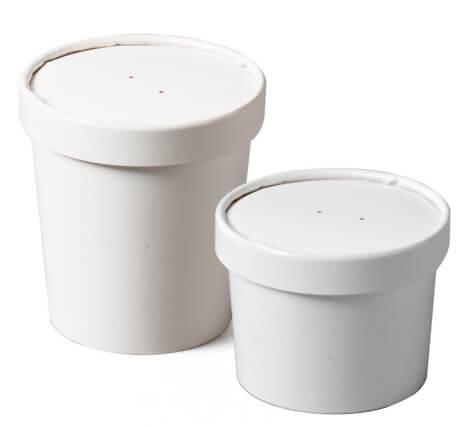 Bio Soup Container & Lid