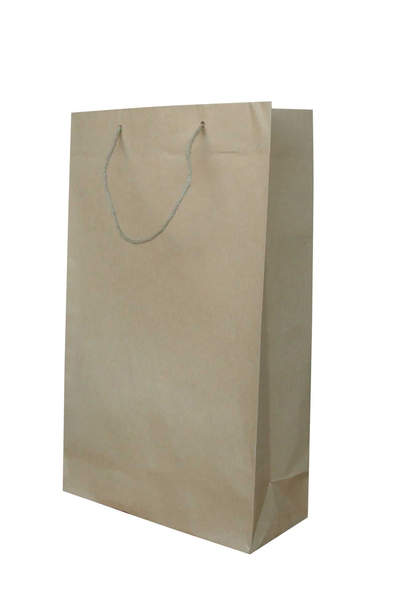 branded carrier bags