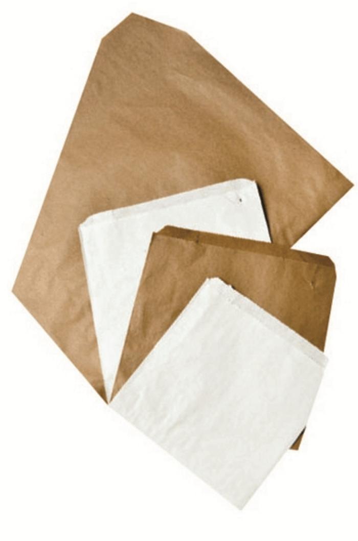 greaseproof / kraft / sulphite bags