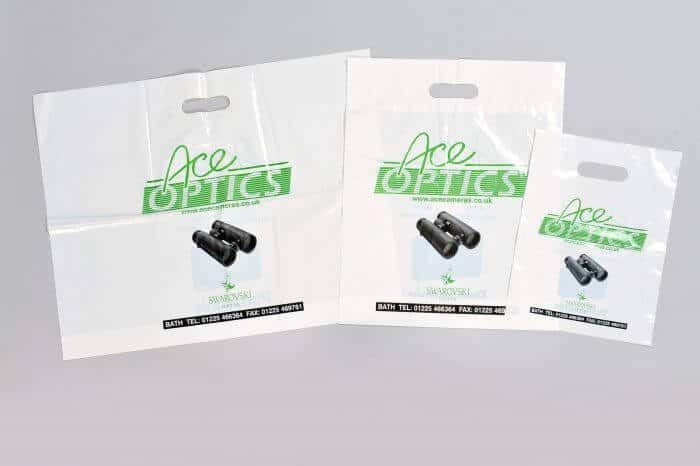 Branded Carrier Bags Supplier Exeter