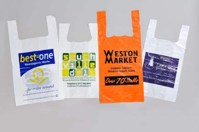 Branded Carrier Bags Supplier Edinburgh