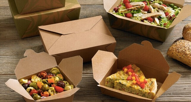 Food Packaging Birmingham