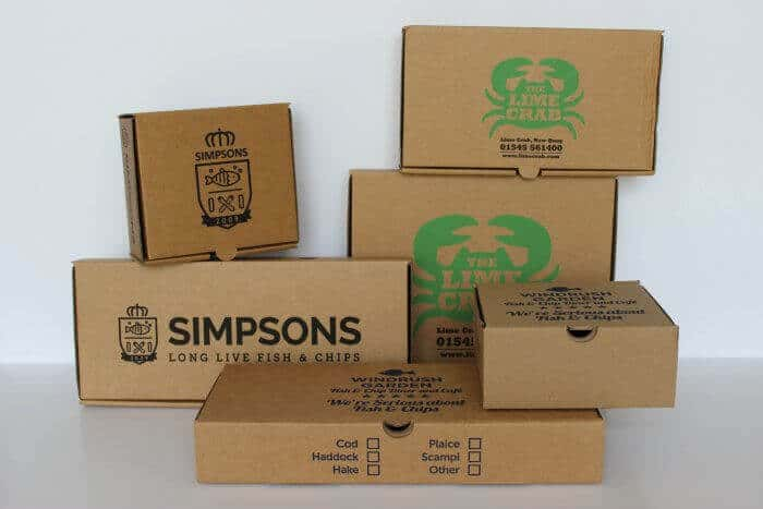 Fish & Chip Packaging Supplier UK