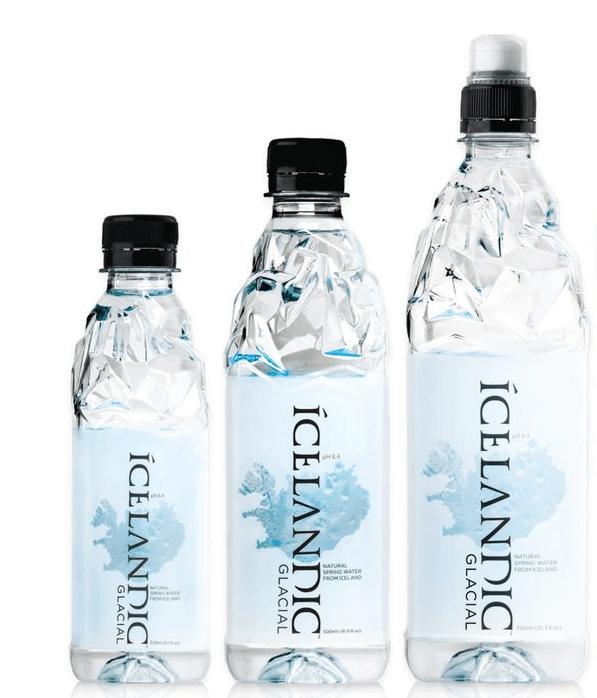 Icelandic Glacier Water Bottle